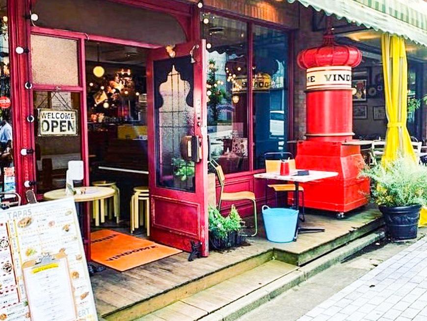 仙台駅近くにある女子会スポット